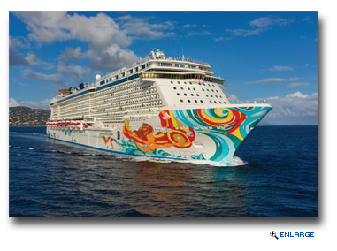 Norwegian Getaway Passenger Rescued After Going Overboard