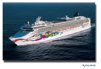 Norwegian Jewel Receives Enhancements as The Ship Readies for Houston Arrival