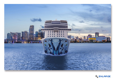 Norwegian Bliss to Sail from Miami in Winter 2018