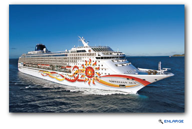 Norwegian Sun re-entered service last week after undergoing a multi-million dollar 12-day dry dock during which the 1,936-passenger ship received extensive renovations focused on enhancing the guest experience.