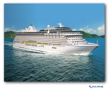 he company's first cruise to Cuba will set sail from PortMiami on Oceania Cruises' Marina on March 7, 2017