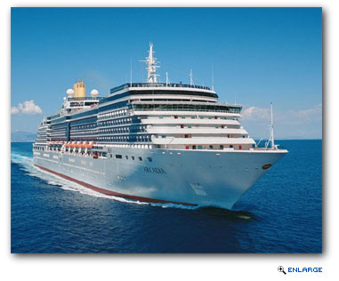P&O Cruises is launching a new marketing campaign designed to celebrate the wonder of discovery.