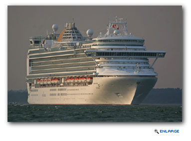 P&O Announces Itinerary Changes For Azura In 2014