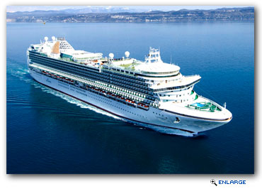 P&Os Ventura is scheduled to enter service next month and her Maiden Cruise will be a 14 night Western Mediterranean cruise, departing Southampton on the 18th April 2008