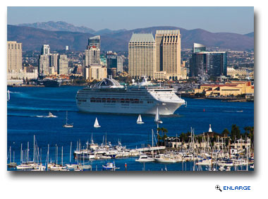Port of San Diego Announces Start of 2015-2016 Cruise Season