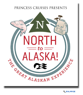 Princess Unveils North To Alaska! Program