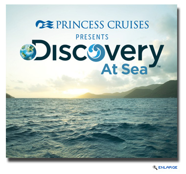 Princess Cruises Partners with Discovery Consumer Products