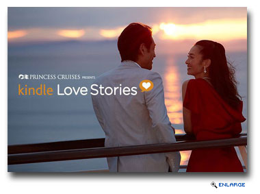 Princess Cruises Presents Kindle Love Stories