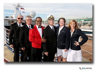 Princess Cruises Reunites