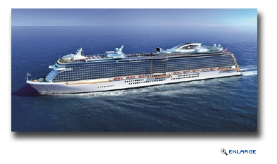 Princess Cruises Announces Two New Ship Orders