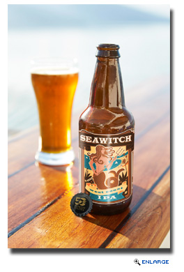 Princess Cruises Launches New Seawitch Craft Beer