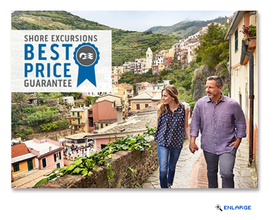 Princess Cruises Introduces Best Price Guarantee on Shore Excursions