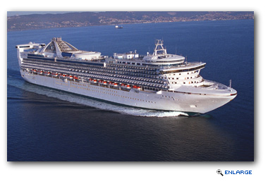 Star Princess to Deliver Relief Supplies on Return to Cabo San Lucas