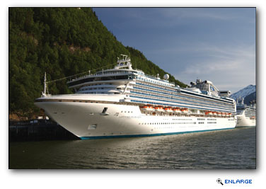 Sapphire Princess Launches Cruise Season from Home Port of Shanghai