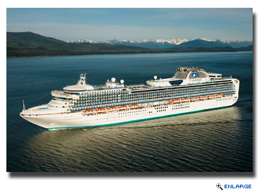 Diamond Princess is undergoing an extensive drydock to add enticing new features designed to appeal to Japanese cruisers