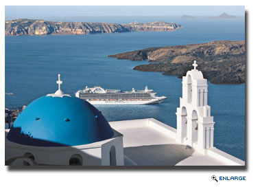 NPrincess Announces Europe Cruise Schedules for 2015