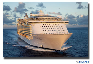 Allure of the Seas Returns to Service Following Extensive Drydock
