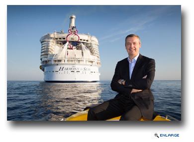 Harmony of the Seas Brings Big Adventures To Barcelona