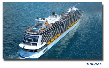 Anthem of the Seas, will be joined by Adventure of the Seas and Brilliance of the Seas in the U.K. as part of an unprecedented 2015 Europe season
