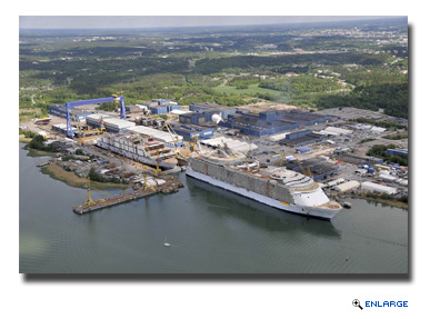 Royal Caribbean Orders Two LNG and Fuel Cell Powered Ships