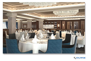 Regent Seven Seas Cruises Transforms Compass Rose Into Largest Specialty Restaurant at Sea