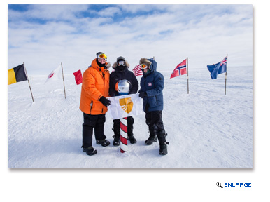 Seabourn Launches New Excursions To The South Pole