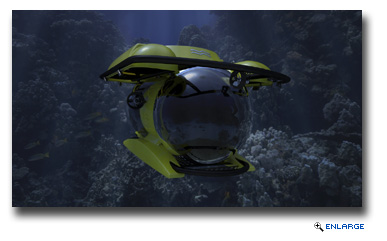 U-Boat Worx Unveils New Deepest-diving Submarine For Cruise Ships