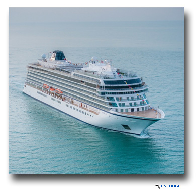 Viking Announces World Cruise For Fourth Ship