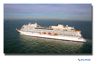 Viking Ocean Cruises Celebrates Delivery Of First Ocean Ship