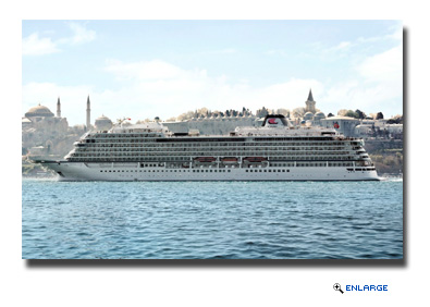 Viking Star Sets Sail On Maiden Voyage