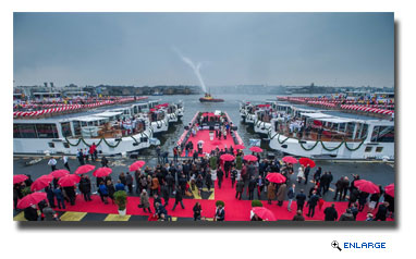 Viking River Cruises Expands Fleet With 12 New Ships