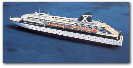 Cruise Ship Profiles Cruise Lines Celebrity - Zenith cruise ship itinerary