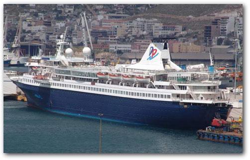 Your Favorite Cruise  Caspi Shipping  Dream Princess