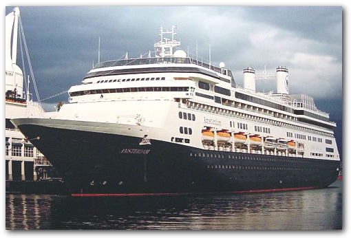 Cruise Ship Profiles Cruise Lines  Holland America