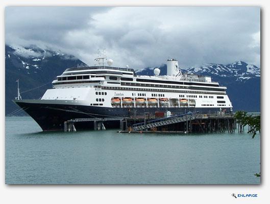 Zaadnam in Haines Alaska