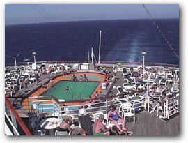 Navigation Deck Pool