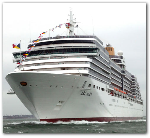 Cruise Ship Profiles Cruise Lines  Princess