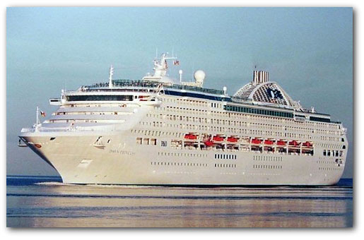 Your Favorite Cruise Princess Cruise Line Dawn Princess - Cruise ship dawn