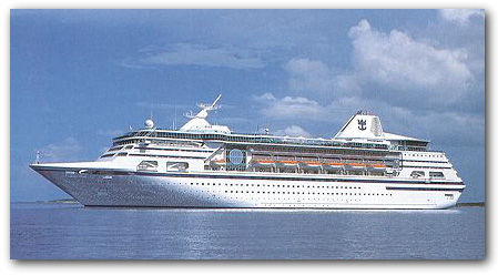 Cruise Ship Profiles Cruise Lines Royal Caribbean - Empress of the seas cruise ship