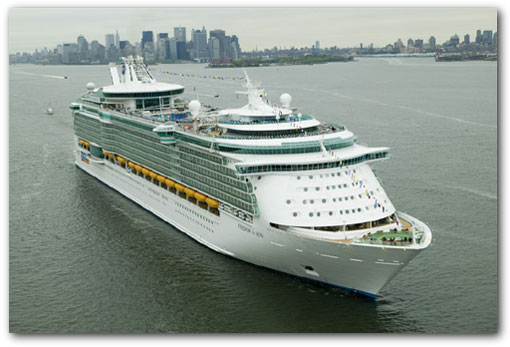 Your Favorite Cruise Royal Caribbean International MV Freedom - Freedom of the seas