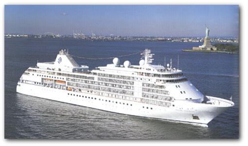 Cruise Ship Profiles Cruise Lines Silversea - Silver shadow cruise ship itinerary