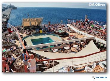 Cruise Ship Profiles Cruise Lines Thomson Cruises - Cruise ship topless