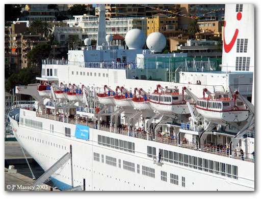 Sunbird Cruise Ship. Cruise Ship Profiles Cruise