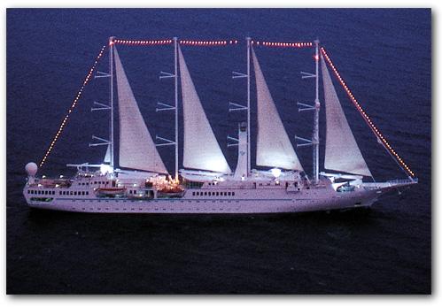 Cruise Ship Profiles Cruise Lines Windstar - Windsong cruise ship