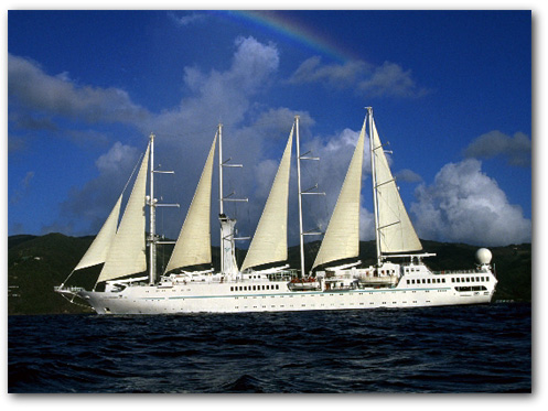 Cruise Ship Profiles Cruise Lines - Windstar